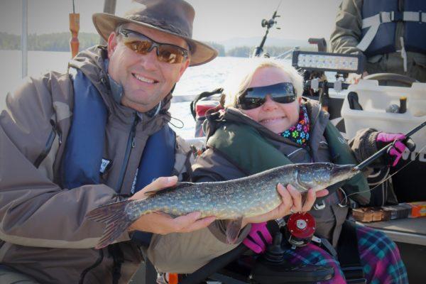 Vammainen voi osallitua Miekojärven kalastusretkille.