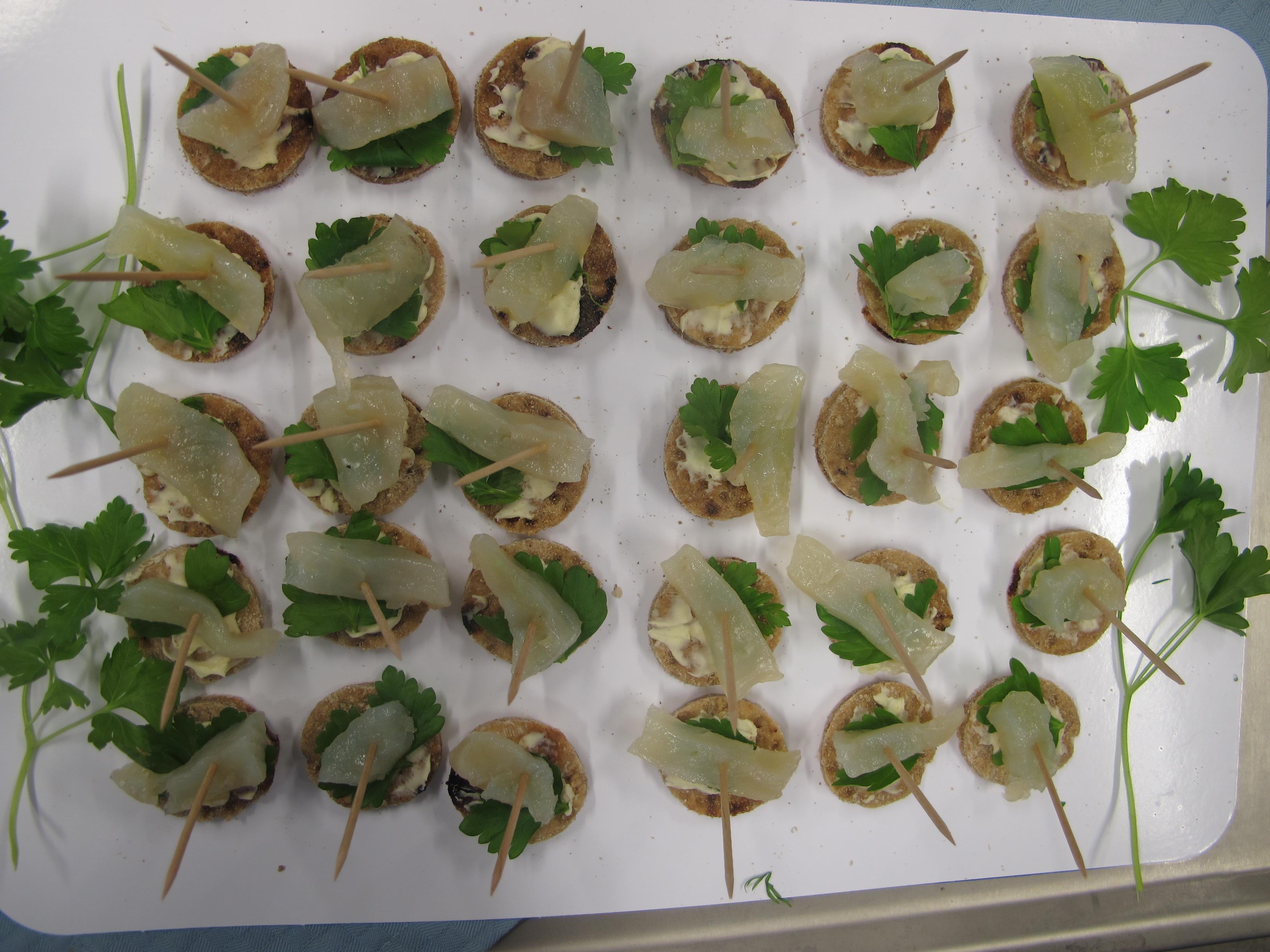 Delicacy of Miekojarvi