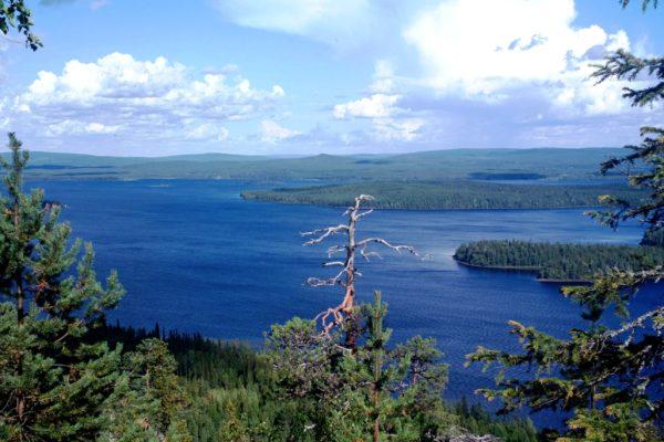 Upea Napapiirin helmi - Miekojärvi