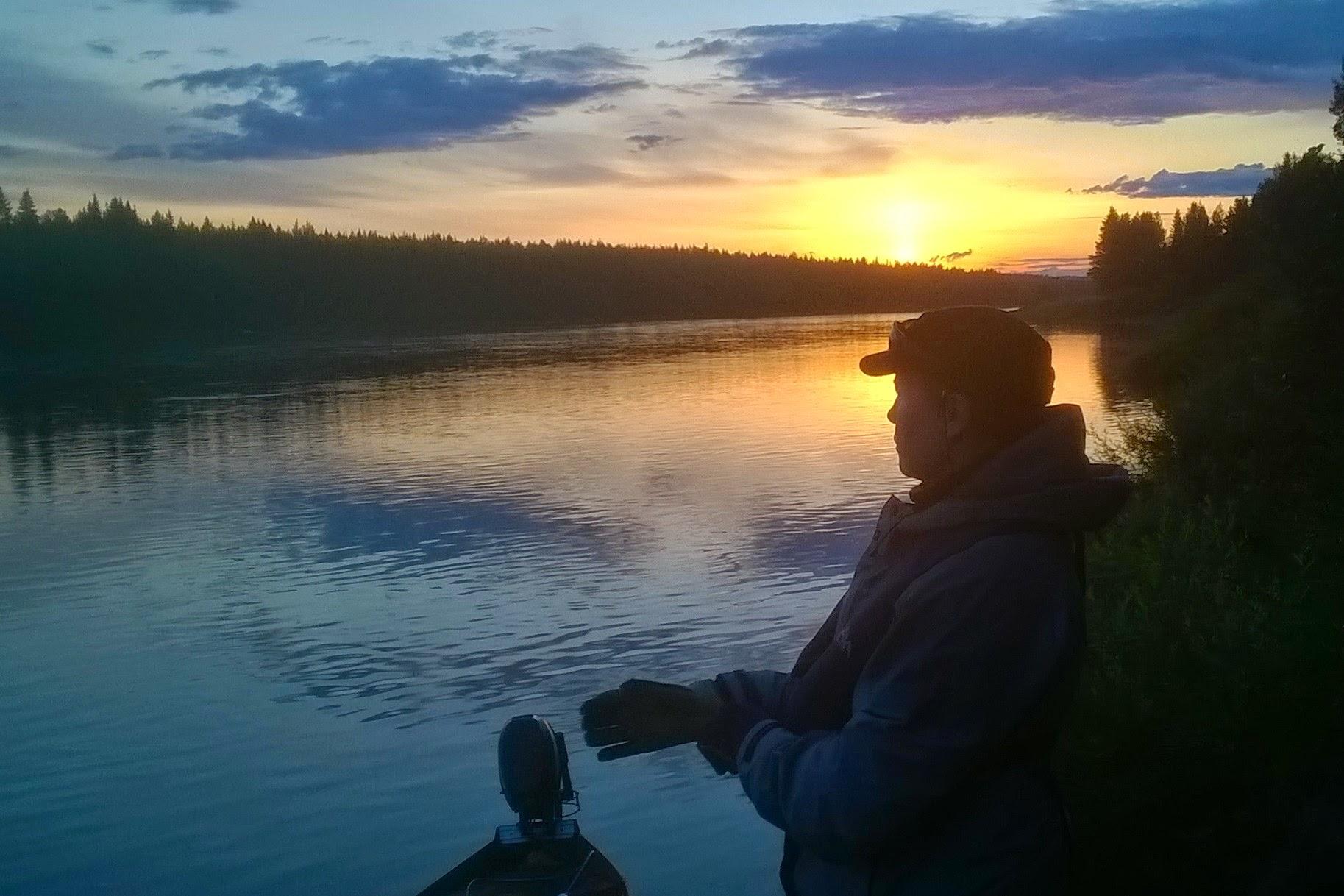 Kalastusmatkat sinulle ja yrityksellesi Lapissa