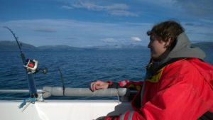Arctic ocean is full of life