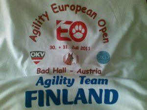 Agility EO 2011 Itävalta