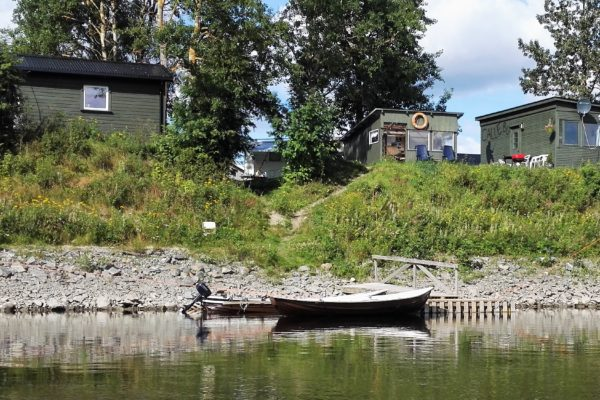 Namsenin Storöya gård og fiske