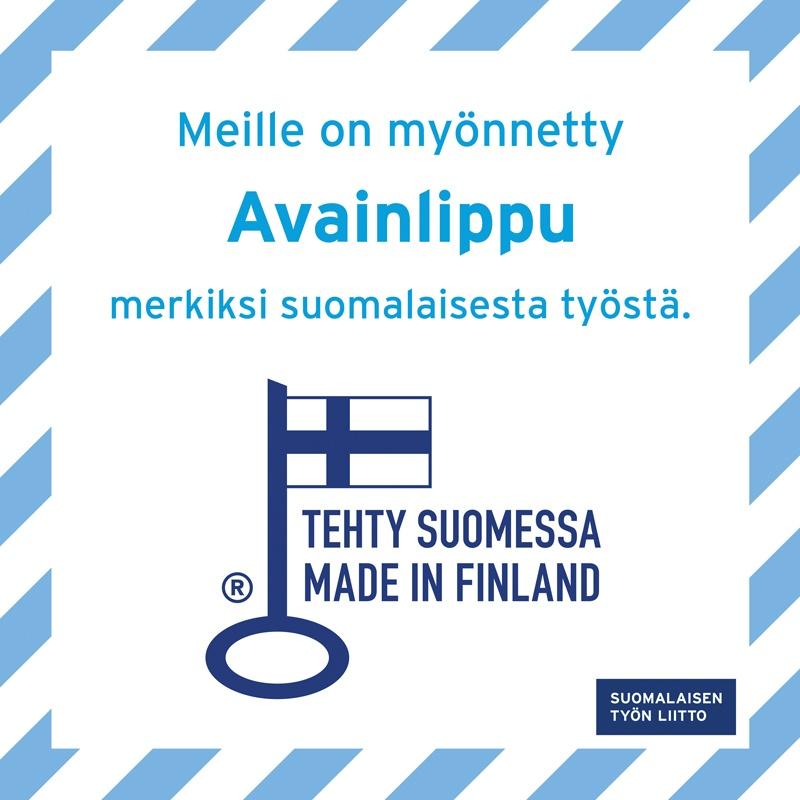 Aito lohiuistin. Onko se suomalainen uistin? Se on paras uistin kalastukseen.