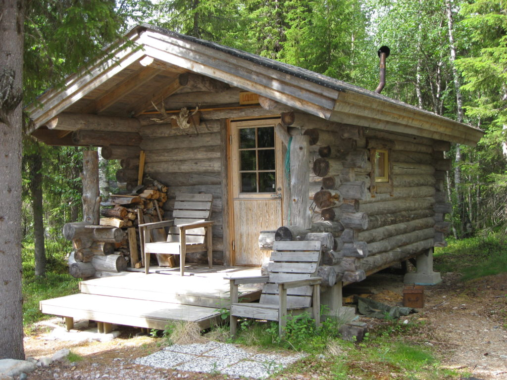 Kuusisuvanto lohi cottage