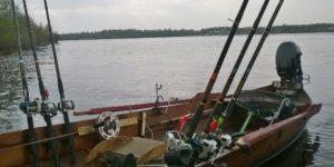 Jokivene ja TTS-vaappu