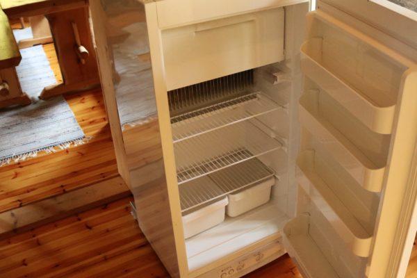Keittio jääkaapilla